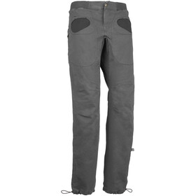 E9 Rondo Slim Trousers Men, iron